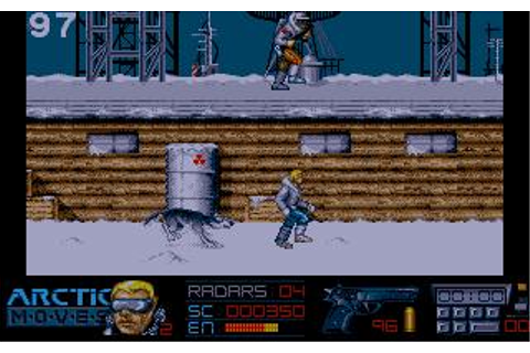 Arctic Moves Download (1995 Non-English Game)