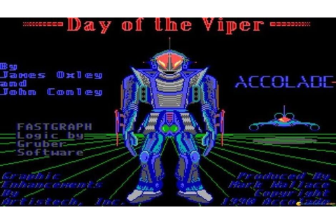 Day of the Viper