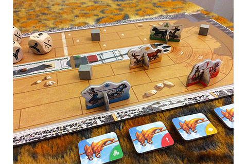 Chariot Race Review | Miniature Market