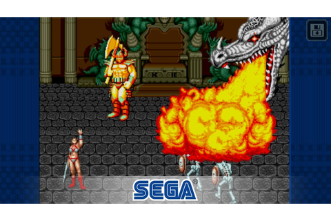 Play SEGA's Classic Golden Axe for Free on iOS & Android ...