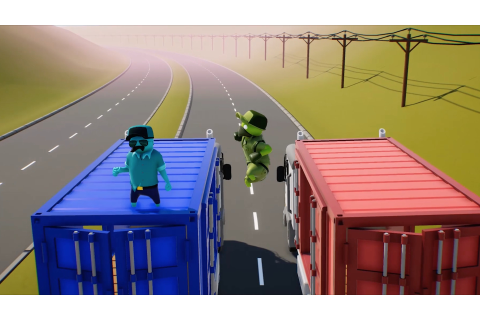 Gang Beasts Review - Pure, Old School Local Multiplayer Fun