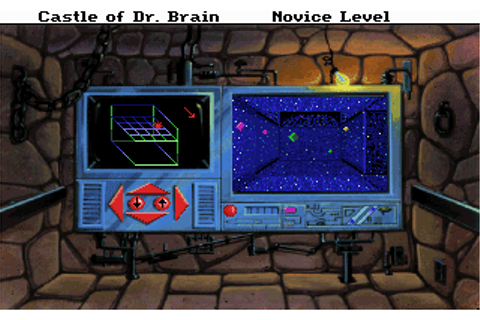 Download Castle of Dr. Brain | Abandonia