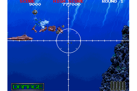 Play Arcade Battle Shark (US) Online in your browser ...