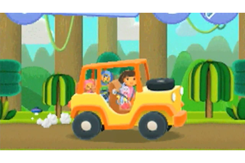 Team Umizoomi & Dora's Fantastic Flight | Bubble Guppies ...