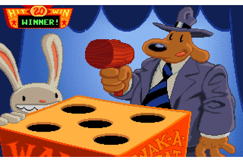 Sam and Max Hit the Road (CD DOS) Game