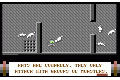 Demon Stalkers: The Raid on Doomfane (game) - Retro Legends
