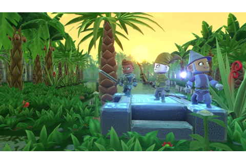 Portal Knights Announced for Consoles