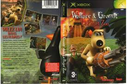 Wallace And Gromit In Project Zoo Game PC ~ Neweby game