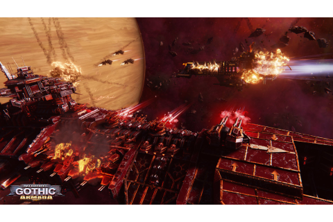 Battlefleet Gothic: Armada Review - Glacial Space