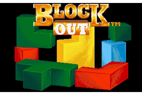 Blockout Download (1989 Amiga Game)
