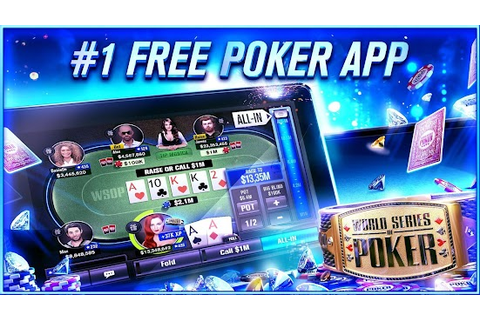 World Series of Poker – WSOP Free Texas Holdem - Android ...