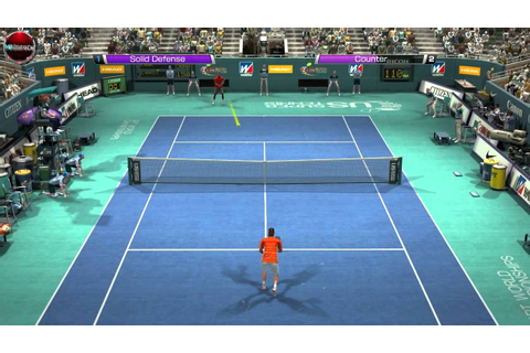 Virtua Tennis 4 (SKIDROW) - Free Download PC Games Repack ...