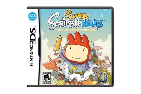 Super Scribblenauts Nintendo DS Game - Newegg.com