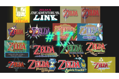 list of zelda games | gamexcontrol.co