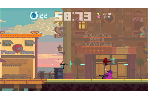 Super Time Force: Giant Bomb Quick Look - YouTube