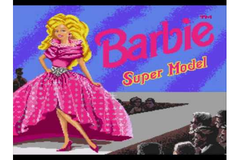 Let's Quickly Play Barbie Super Model 01: Avoid Everything ...