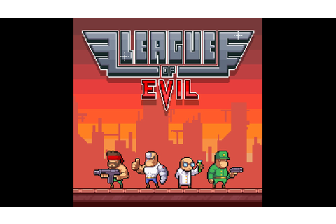 League of Evil Game | PSVITA - PlayStation