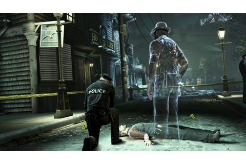 Murdered Soul Suspect Game - Free Download Full Version For PC