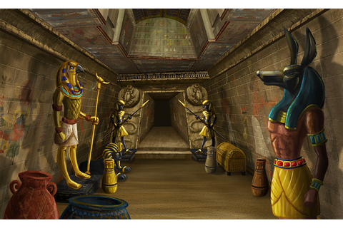 PC games: THE MUMMY-PC GAME