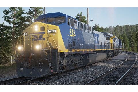 Train Sim World: CSX Heavy Haul - Download Free Full Games ...