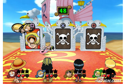 One Piece: Pirates' Carnival Screenshots, Pictures ...