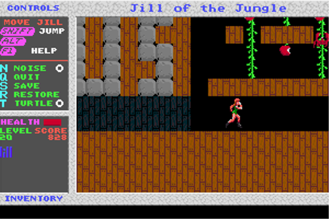 Jill of the Jungle - My Abandonware