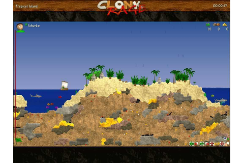 Download Clonk Rage - My Abandonware