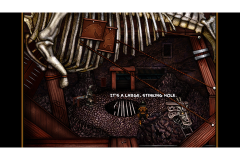 The Knobbly Crook: Chapter I - The Horse You Sailed In On download ...
