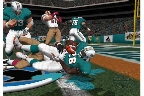 NFL 2K2 (2001) by Visual Concepts Dreamcast game