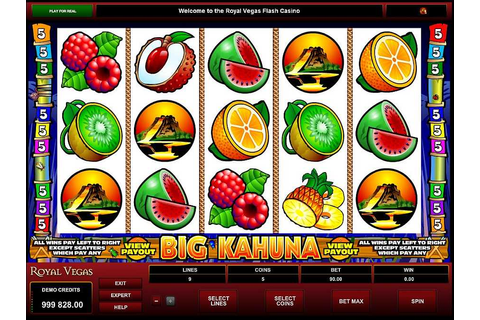 Big Kahuna Slot Review | Free Spins Play | Game by Microgaming