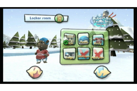 CGRundertow - HUBERT THE TEDDY BEAR: WINTER GAMES for ...
