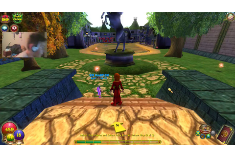 Wizard101 gameplay - YouTube