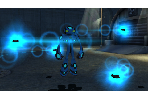 [PS3] Ben 10 Ultimate Alien: Cosmic Destruction ~ Hiero's ...