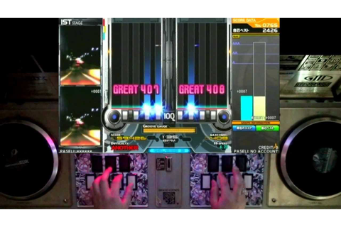 【beatmania IIDX 20 tricoro】 with you・・・ (DPA) FULL COMBO ...