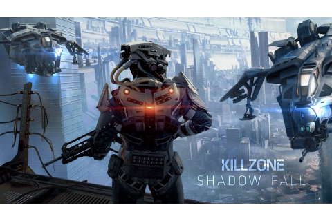 Amazing looking Killzone: Shadow Fall fan-made Wallpapers ...