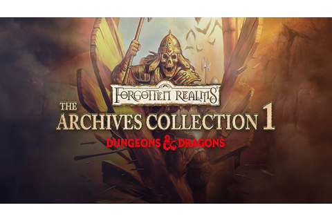 Forgotten Realms: The Archives - Collection One - Download ...