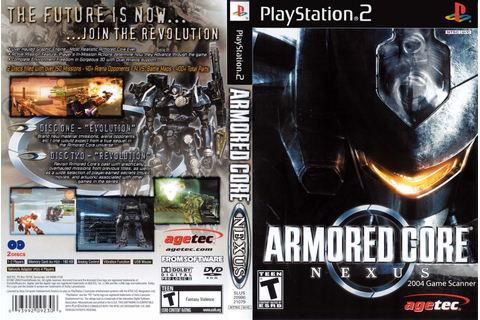 Download Game Armored Core - Nexus (disc 2) PS2 Full ...