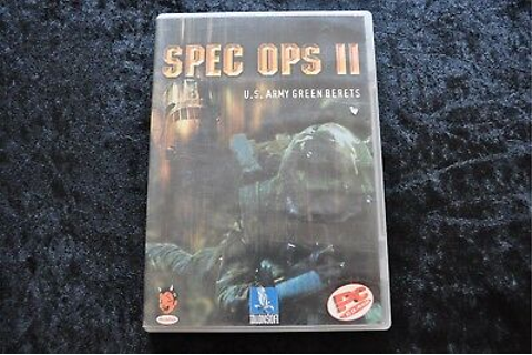 Spec Ops 2 U.S.Army Green Berets PC Game | eBay