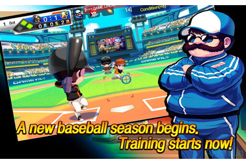 Baseball Superstars 2013 1.2.1 Screenshots - APK4Fun