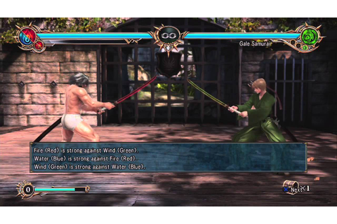 Soul Calibur: Lost Swords - First 16 Minutes Gameplay (PS3 ...