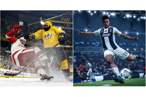 EA: 10 Best Sports Games, Ranked | TheGamer