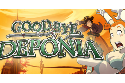 Goodbye Deponia - Game | GameGrin