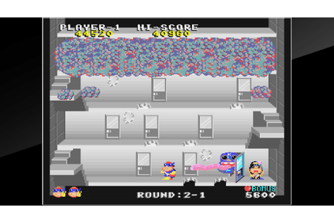 0 Cheats for Arcade Archives BEN BERO BEH - Cheats for ...