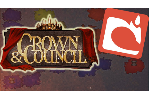 Crown and Council - Mojang's Awesome New Game! - YouTube