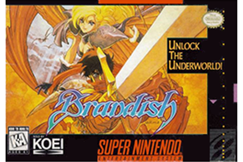 Brandish (video game) - Wikipedia