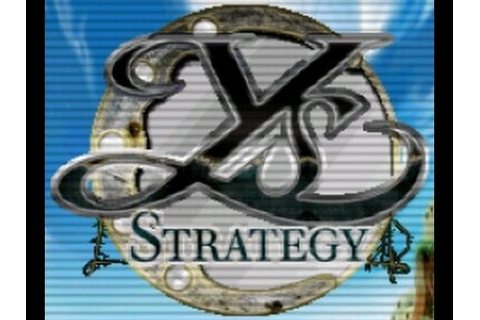 LP Ys Strategy DS Pt 2 - YouTube