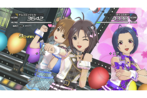 THE IDOLM@STER ONE FOR ALL full game on PS3 | Official ...