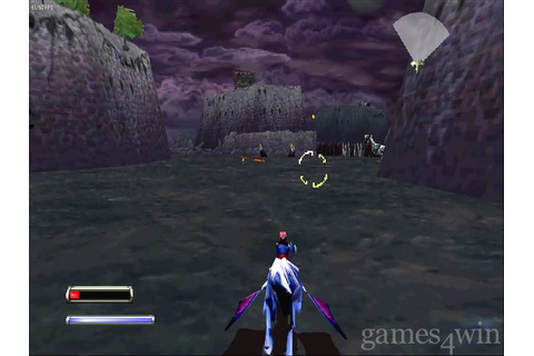Panzer Dragoon 2. Download and Play Panzer Dragoon 2 Game ...