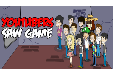 Youtubers Saw Game - Inkagames - YouTube
