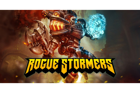 Rogue Stormers – CODEX - Phantom P2P